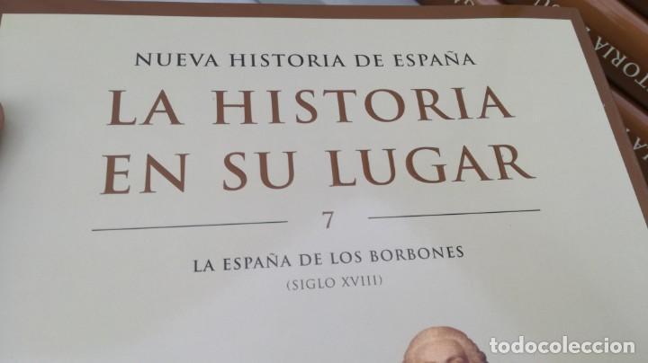 Libros de segunda mano: LA HISTORIA EN SU LUGAR PLANETA 10 TOMOS - Foto 18 - 195512048
