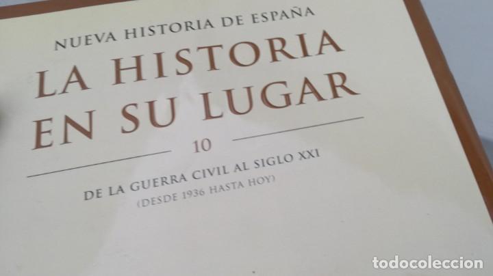 Libros de segunda mano: LA HISTORIA EN SU LUGAR PLANETA 10 TOMOS - Foto 24 - 195512048