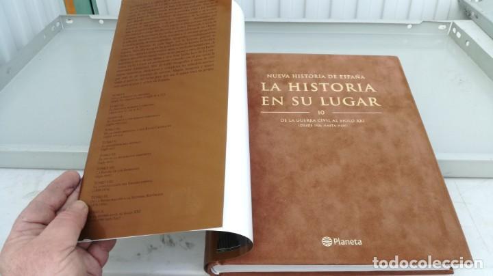 Libros de segunda mano: LA HISTORIA EN SU LUGAR PLANETA 10 TOMOS - Foto 25 - 195512048