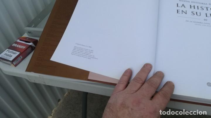 Libros de segunda mano: LA HISTORIA EN SU LUGAR PLANETA 10 TOMOS - Foto 28 - 195512048