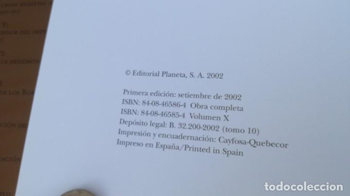 Libros de segunda mano: LA HISTORIA EN SU LUGAR PLANETA 10 TOMOS - Foto 29 - 195512048