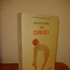 Libros de segunda mano: LAS LECCIONES DEL DIBUJO - JUAN JOSÉ GÓMEZ MOLINA (COORD.) - CATEDRA, RARO, V. DESCRIPCIÓN. Lote 195512333