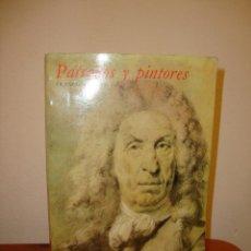Libros de segunda mano: PATRONOS Y PINTORES - FRANCIS HASKELL - EDICIONES CATEDRA, RARO. Lote 195512513