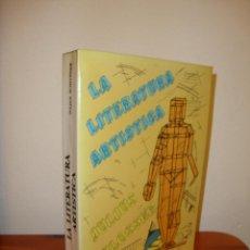 Libros de segunda mano: LA LITERATURA ARTÍSTICA - JULIUS SCHLOSSER - CATEDRA. Lote 195512621