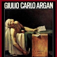 Libros de segunda mano: EL ARTE MODERNO. JIULIO CARLO ARGAN.. Lote 195514296