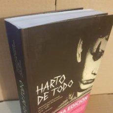 Libros de segunda mano: HARTO DE TODO : HISTORIA ORAL DEL PUNK EN LA CIUDAD DE BARCELONA 1979-1987 ( JORDI LLANSAMA ). Lote 195514606