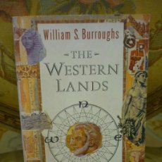Libros de segunda mano: THE WESTERN LANDS, DE WILLIAM S. BURROUGHS.. Lote 195515270