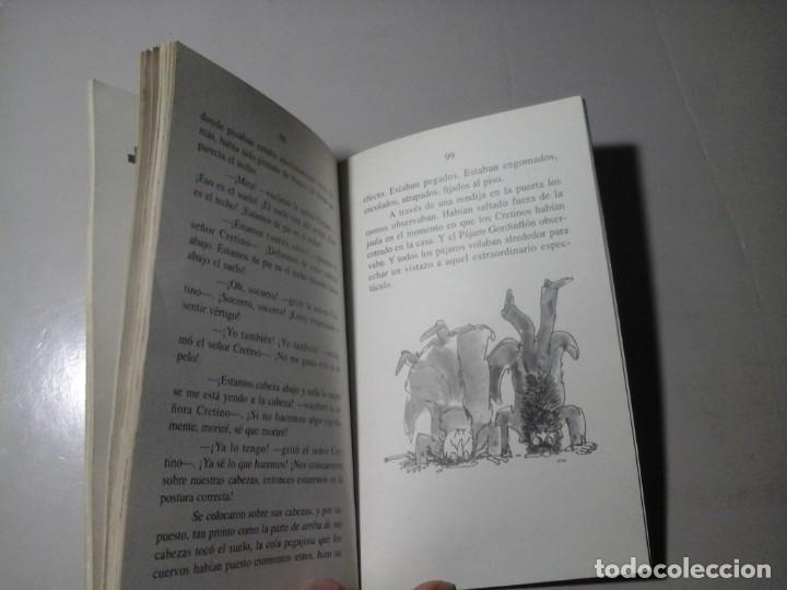 Libros de segunda mano: ROALD DAHL.LOS CRETINOS. ALFAGUARA. ILUSTRACIONES: QUENTIN BLAKE. LITERATURA INGLESA. ILUSTRACIÓN. - Foto 3 - 195520362