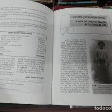 Libros de segunda mano: SANT NICOLAU DE TOLENTÍ 2019. CAS CONCOS DES CAVALLER. AJUNTAMENT FELANITX. MALLORCA . POSSESSIÓ. Lote 195520782