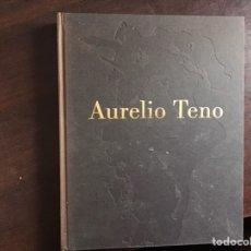Libros de segunda mano: AURELIO TENO. DE LAS ESTRELLAS DEL MUNDO A LAS RAÍCES. CÓRDOBA 1999. AUTÓGRAFO. Lote 195525230
