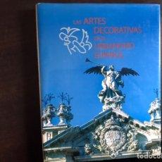 Libros de segunda mano: LAS ARTES DECORATIVAS EN EL URBANISMO ESPAÑOL. Lote 195525241