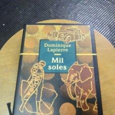 Libros de segunda mano: MIL SOLES (DOMINIQUE LAPIERE) CIRCULO DE LECTORES. Lote 195529027