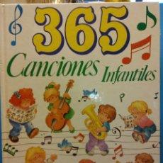 Libros de segunda mano: 365 CANCIONES INFANTILES. GRAFALCO S.A.. Lote 195532208
