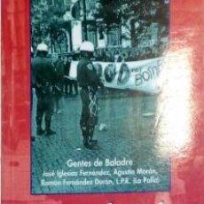 Libros de segunda mano: VIAJE AL CORAZÓN DE LA BESTIA. UN VIAJE POR USA, CANADÁ Y QUEBEC GENTES DE BALADRE; VV.AA. Lote 195535495