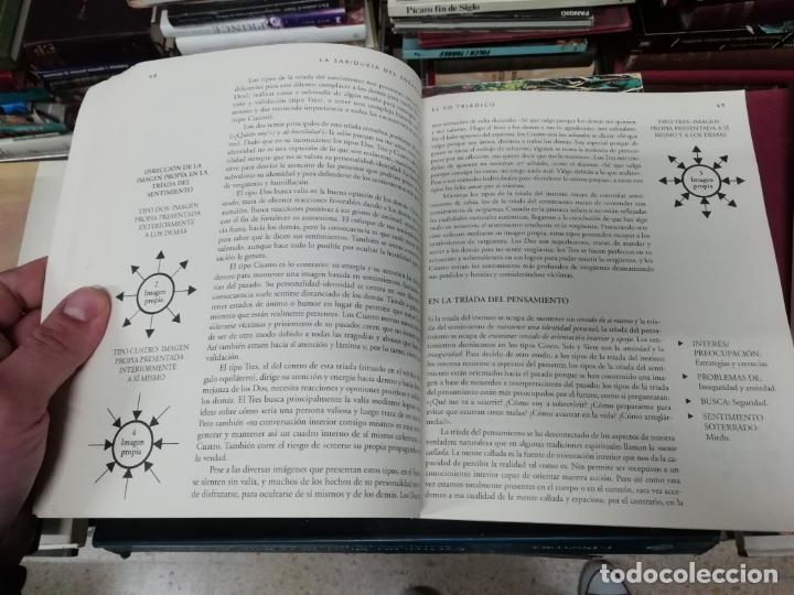 Libros de segunda mano: LA SABIDURÍA DEL ENEAGRAMA .GUÍA COMPLETA PARA EL DESARROLLO PSICOLÓGICO Y ESPIRITUAL...URANO . 2004 - Foto 8 - 195536553