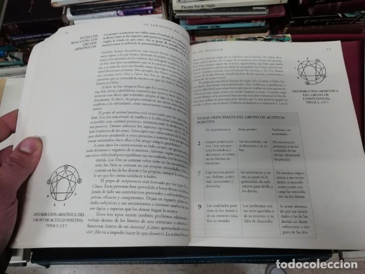 Libros de segunda mano: LA SABIDURÍA DEL ENEAGRAMA .GUÍA COMPLETA PARA EL DESARROLLO PSICOLÓGICO Y ESPIRITUAL...URANO . 2004 - Foto 9 - 195536553