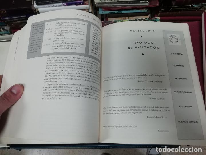 Libros de segunda mano: LA SABIDURÍA DEL ENEAGRAMA .GUÍA COMPLETA PARA EL DESARROLLO PSICOLÓGICO Y ESPIRITUAL...URANO . 2004 - Foto 11 - 195536553