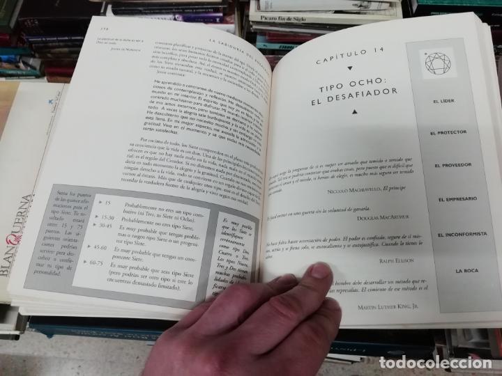 Libros de segunda mano: LA SABIDURÍA DEL ENEAGRAMA .GUÍA COMPLETA PARA EL DESARROLLO PSICOLÓGICO Y ESPIRITUAL...URANO . 2004 - Foto 13 - 195536553
