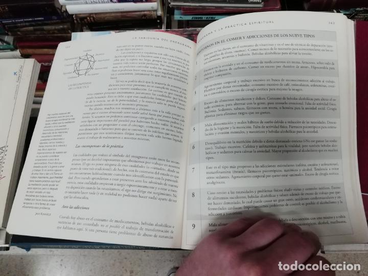 Libros de segunda mano: LA SABIDURÍA DEL ENEAGRAMA .GUÍA COMPLETA PARA EL DESARROLLO PSICOLÓGICO Y ESPIRITUAL...URANO . 2004 - Foto 14 - 195536553