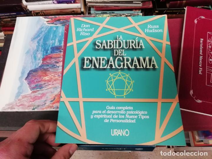 LA SABIDURÍA DEL ENEAGRAMA .GUÍA COMPLETA PARA EL DESARROLLO PSICOLÓGICO Y ESPIRITUAL...URANO . 2004 (Libros de Segunda Mano - Parapsicología y Esoterismo - Otros)