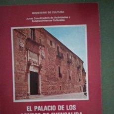 Libros de segunda mano: EL PALACIO DE LOS CONDES DE FUENSALIDA EN TOLEDO. MATILDE REVUELTA TUBINO. . Lote 195540023