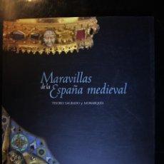 Libros de segunda mano: MARAVILLA DE LA ESPAÑA MEDIEVAL. TESORO SAGRADO Y MONARQUÍA. TOMO II: ÁLBUM DE IMÁGENES. ISIDORO G. . Lote 195545878