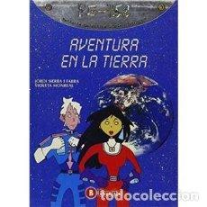 Libros de segunda mano: PATRULLA GALACTICA. SIETE, CINCO, DOS.. AVENTURA EN LA TIERRA. Lote 195546308