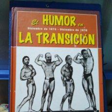 Libros de segunda mano: EL HUMOR EN LA TRANSICIÓN, CINCO AÑOS CON MUCHA GUASA ( EDAF ). Lote 195593563