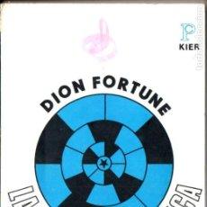 Livros em segunda mão: DION FORTUNE : LA CÁBALA MÍSTICA (KIER, 1973). Lote 195867856