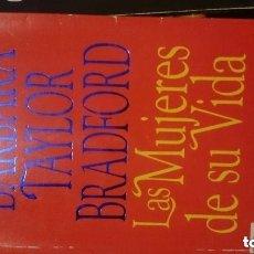Libros de segunda mano: LAS MUJERES DE SU VIDA. Lote 195868955