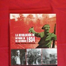 Livres d'occasion: LA REVOLUCION DE OCTUBRE EN ASTURIAS. 1934. ANTECEDENTES GUERRA CIVIL. LA NUEVA ESPAÑA. Lote 195875732