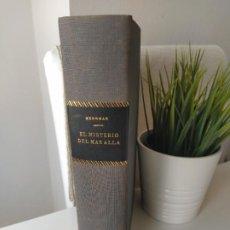 Libros de segunda mano: REVALACIÓN DEL MISTERIO DEL MÁS ALLÁ. PRODIGIOSA ACTUACIÓN DE UNA MEDIUM ESPAÑOLA - E. MEROMAR . Lote 195966211
