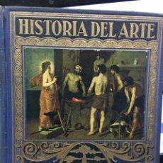 Libros de segunda mano: HISTORIA DEL ARTE 1939. Lote 195995493