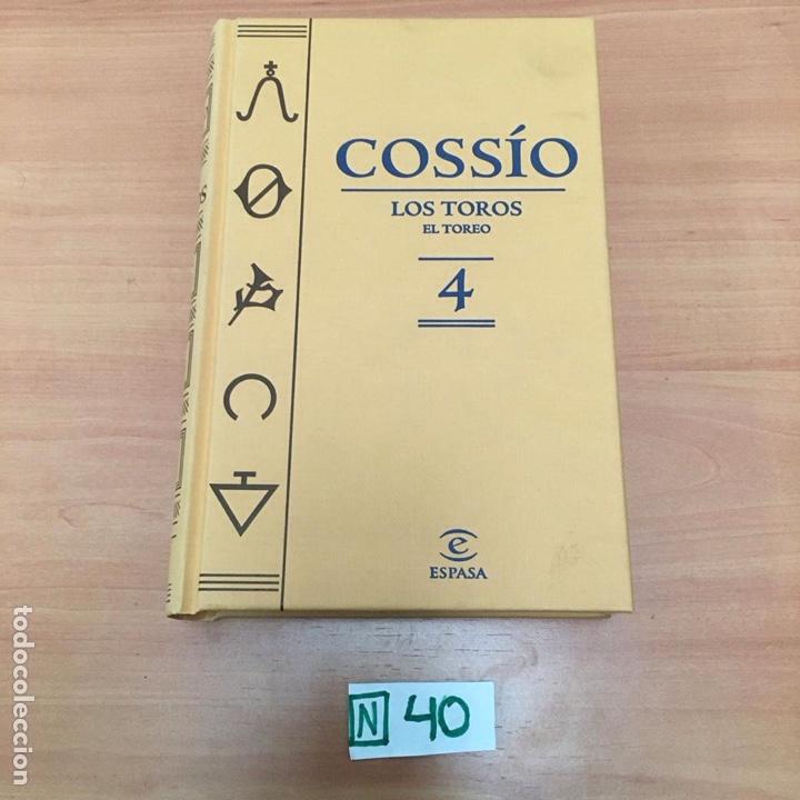 COSSIO (Libros de Segunda Mano - Bellas artes, ocio y coleccionismo - Otros)