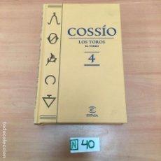 Libros de segunda mano: COSSIO. Lote 196008206