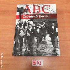 Libros de segunda mano: RETRATO DE ESPAÑA ABC. Lote 196019622