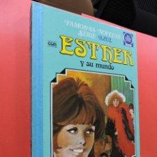 Livros em segunda mão: ESTHER Y SU MUNDO. FAMOSAS NOVELAS SERIE AZUL. Nº 1. EDITORIAL BRUGUERA. BARCELONA 1983.. Lote 196034568