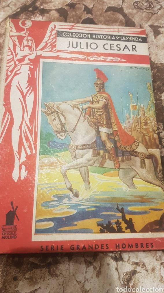 LIBRO JULIO CESAR 1942 EDITORIAL MOLINO (Libros de Segunda Mano - Bellas artes, ocio y coleccionismo - Otros)