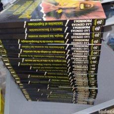 Libros de segunda mano: LAS CIENCIAS PROHIBIDAS. 24 TOMOS COMPLETA, A FALTA DEL NUMERO 4. Lote 196386775