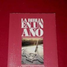 Libros de segunda mano: SANTA BIBLIA REINA - VARELA REVISION 1960. Lote 196544541