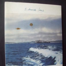 Libros de segunda mano: FAROS DE CANTABRIA. EDUARDO SANZ. UNIVERSIDAD INTERNACIONAL MENENDEZ PELAYO. Lote 196633770