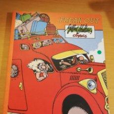 Libros de segunda mano: FREAK OUT. GILBERT SHELTON'S COMICS (CASAL SOLLERIC). Lote 196755315