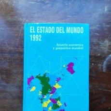 Libros de segunda mano: EL ESTADO DEL MUNDO 1992. Lote 196758697