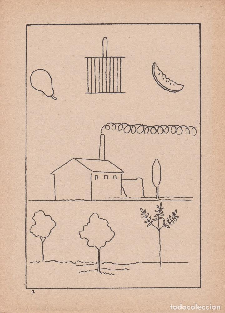 Libros de segunda mano: VADEMECUM DE DIBUJO – DIBUJOS INFANTILES I – J.CAMINS – EDITORIAL M.A.SALVATELLA – 15 LÁMINAS - Foto 2 - 196760271