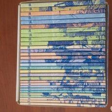 Libros de segunda mano: COLECCIÓN COMPLETA BIBLIOTECA CANARIA. Lote 196881722