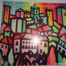 Libros de segunda mano: MUSEO MUNICIPAL MASSA SOLÍS 1996. Lote 195004277