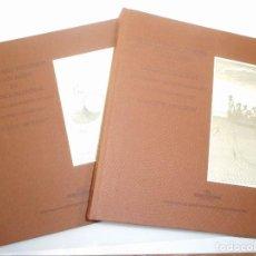 Libros de segunda mano: ANTONIO SACHEZ REGART DICCIONARIO HISTÓRICO DE LOS ARTES DE LA PESCA NACIONAL (2 TOMOS) Y99267T. Lote 197116222