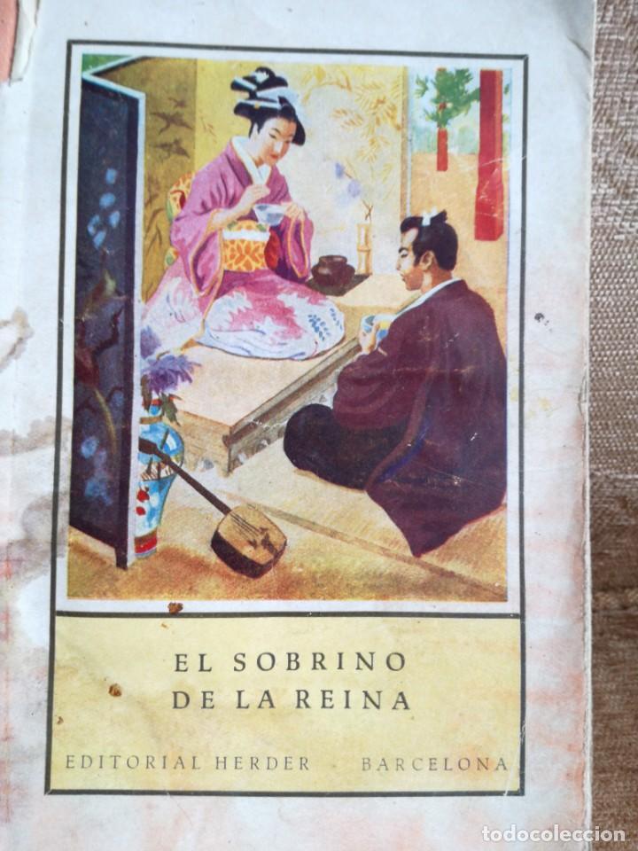 EL SOBRINO DE LA REINA (Libros de Segunda Mano (posteriores a 1936) - Literatura - Otros)