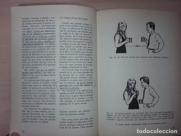 Libros de segunda mano: EL LENGUAJE DEL CUERPO - ALLAN PEASE (EDITORIAL CÍRCULO DE LECTORES) - Foto 8 - 197473582