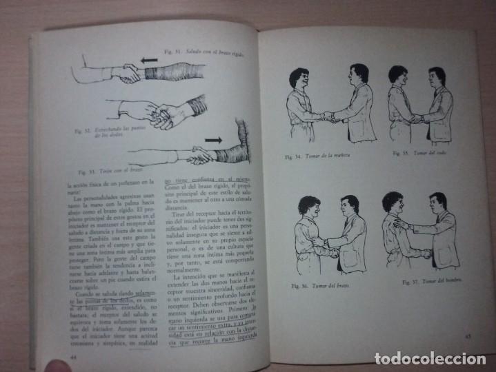 Libros de segunda mano: EL LENGUAJE DEL CUERPO - ALLAN PEASE (EDITORIAL CÍRCULO DE LECTORES) - Foto 9 - 197473582